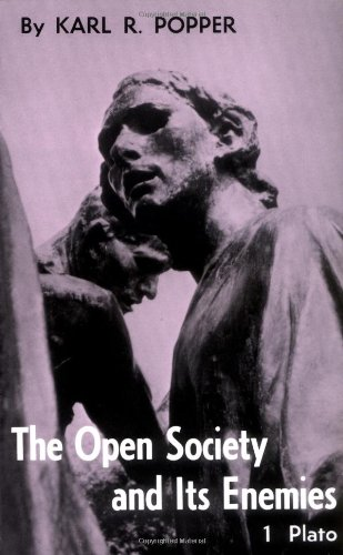 Download The Open Society and Its Enemies, Vol.1: The Spell of Plato 0691019681