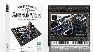 Bohemian Violin -ソロバイオリン音源- EXP1強化済版