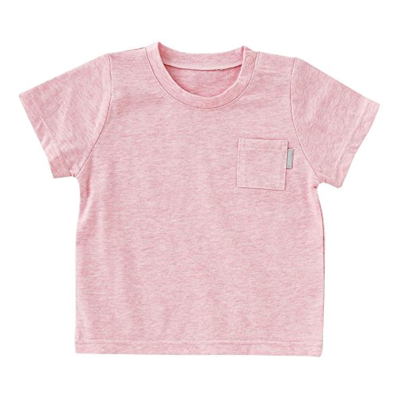 (チャックルベビー) chuckle BABY * ボンシュシュ * 半袖Tシャツ ピンク 80cm P3093-80-20