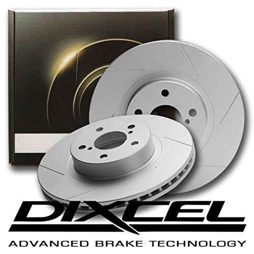 DIXCEL ディクセル ブレーキローター SDタイプ フロント用 シトロエン(C5 ツアラー 3.0 V6 X7XFV 08/10~)