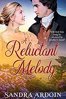 A Reluctant Melody by [Ardoin, Sandra]