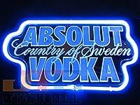アブソルート ウオッカ Absolut Vodka インテリア コレクション ネオンサイン 広告 店舗用 NEON SIGN アメリカン雑貨 看板