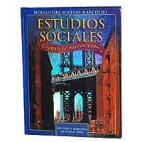 Social Studies, Level 4: New York (Houghton Mifflin Social Studies)
