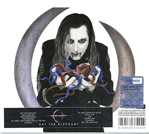 EAT THE ELEPHANT [CD]