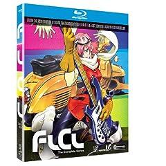 フリクリ FLCL Blu-ray BOX(PS3再生・日本語音声可)(北米版)