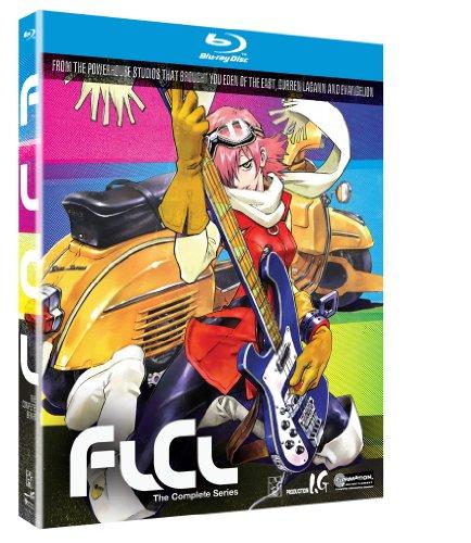 フリクリ FLCL Blu-ray BOX (PS3再生・日本語音声可) (北米版)の詳細を見る