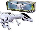 HoRoPii 大人も子供も楽しめる 電動 恐竜型ロボット ロボサウルス 36cm