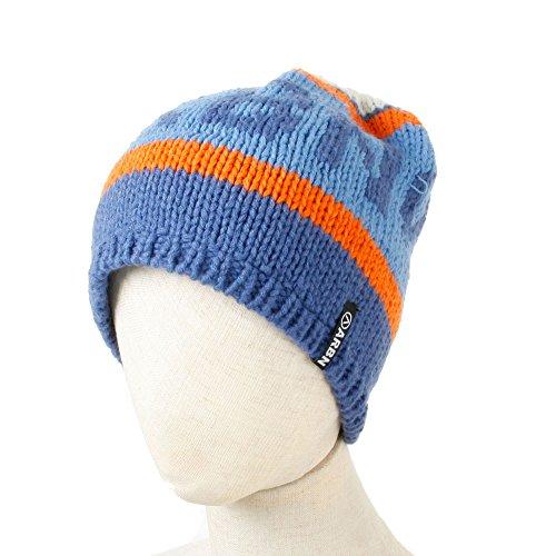 エアーボーン エアーボーン ARBN ABLOGO BEANIE 帽子 UAH305-50 ネイビー F【Mens】【Ladies】