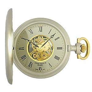 [ゼノ ウォッチ]ZENO WATCH 懐中時計 手巻き ハンターケース SWISS MADE ZT-380/76 【正規輸入品】