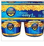 クラフト簡単マック  マカロニ&チーズ   4パック  並行輸入品
