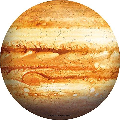 60ピース 3D球体パズル 木星儀-THE JUPITER-(Ver.2)