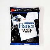 アオラベル VネックTシャツ(3枚組) 青パック [サイズ:M] [カラー:ホワイト] #HM2125G-010