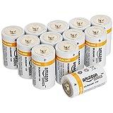 Amazonベーシック 乾電池 単1型アルカリ 12個パック