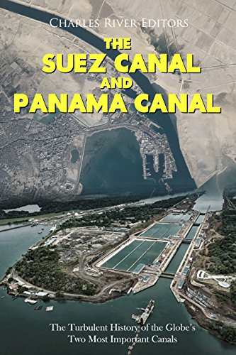 amazon co jp the suez canal and panama canal the turbulent history