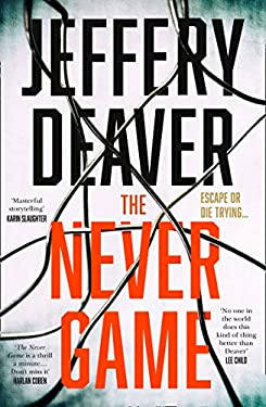 The Never Game: A riveting thriller from the Sunday Times bestselling author of The Goodbye Man (Colter Shaw Thriller, Book 1)