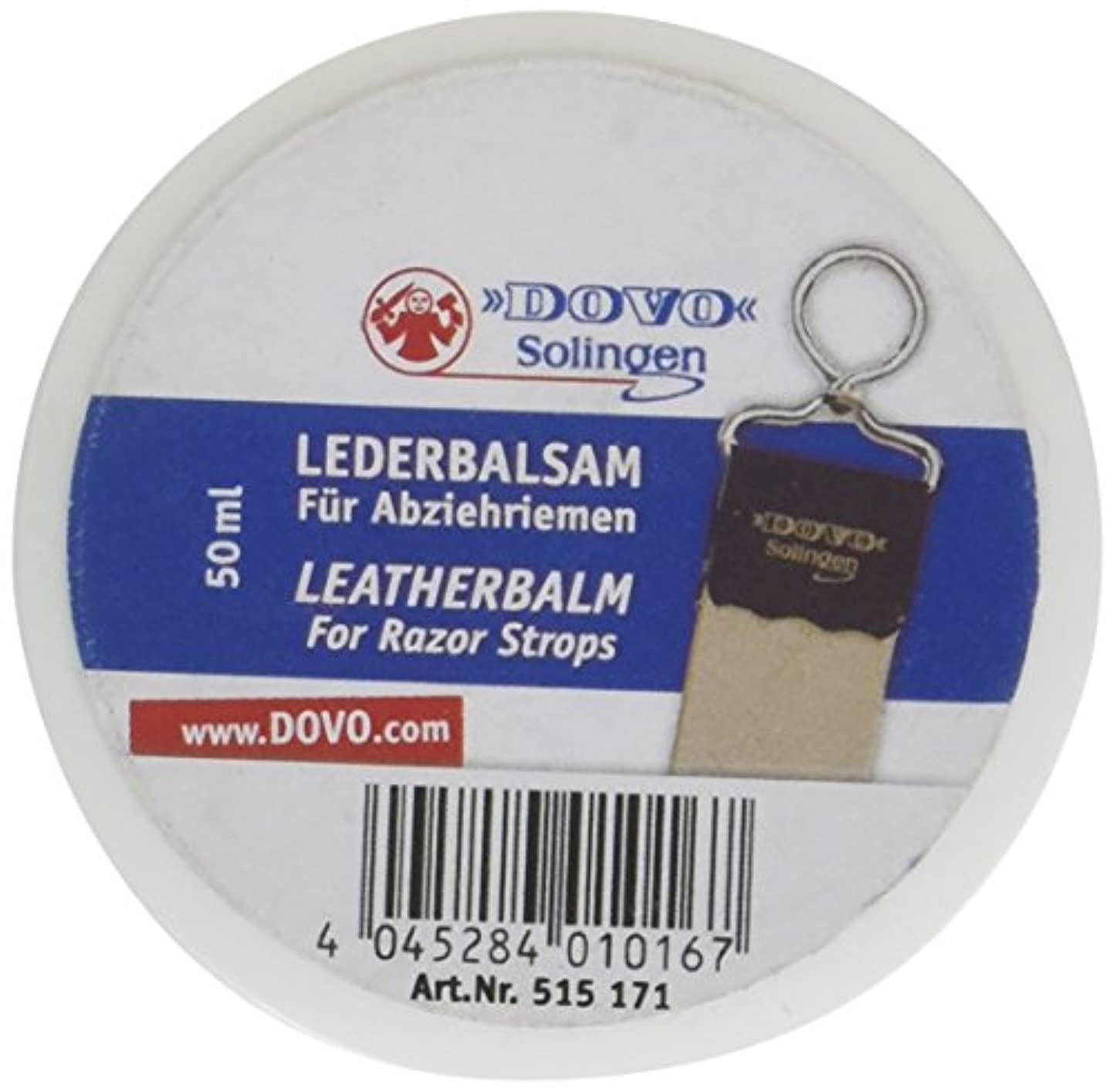 閉塞デザイナー区別Leatherbalm