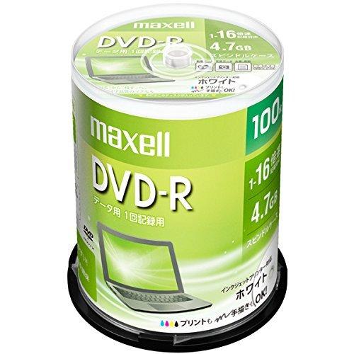 maxell データ用 DVD-R 4.7GB 1-16倍速...