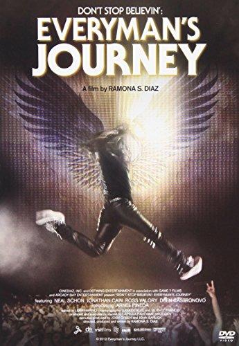 ジャーニー/ドント・ストップ・ビリーヴィン [DVD]の詳細を見る