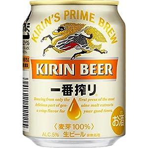 キリン 一番搾り 6缶パック 250ml×24本の関連商品2