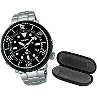 【時計ケースセット】[プロスペックス]PROSPEX 腕時計ソーラー LOWERCASEプロデュース 数量限定品3,000本 SBDN021 メンズ
