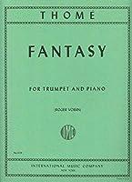 THOME F. - Fantasia para Trompeta y Piano (Voisin)