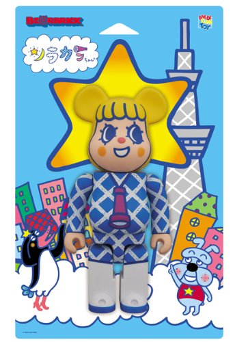 BE@RBRICK (ベアブリック) 東京スカイツリー限定 東京ソラマチ ソラカラちゃん 400%