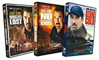 Jesse Stone: Innocents Lost / No Remorse / Stone Cold (Tom Selleck Movies 3-PACK)