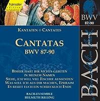 Cantatas Bwv 87-90