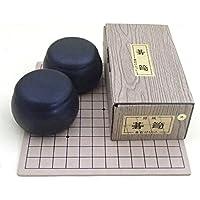 囲碁セット MDF13路(裏9路)とP碁笥・碁石普及セット
