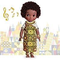 Disney ディズニー It's a Small World イッツアスモールワールド ケニア ドール 約40cm 並行輸入品