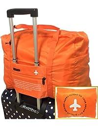【POSITIVE】 折りたたみボストンバッグ 収納ポーチ付 大容量32L 機内持込可 スーツケース固定可 保証書付