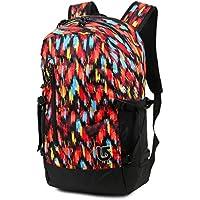 【アウトレット】 バートン BURTON 18L Back Pack バックパック・リュック PROSPECT PACK IKAT STRIPE レッドマルチ [並行輸入品]