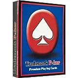 商標プレミアムレッドPlaying Cards
