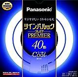 パナソニック 二重環形蛍光灯(FHD) 40形 クール色 ツインパルックプレミア FHD40ECWL