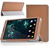 【LIHOULAI】PC Colorfly G808 3G 8インチ 専用保護ケース (ブラウン)