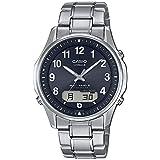 [カシオ] 腕時計 リニエージ 電波ソーラー LCW-M100TSE-1A2JF メンズ シルバー
