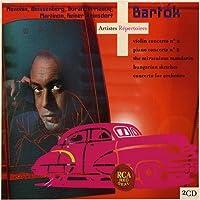 Bartok: Concerto for Orchestra, Piano Concerto No.2, Violin Concerto No.2 by Leindorf