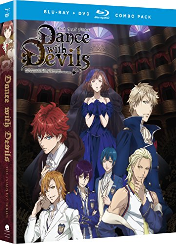 Dance with Devils: The Complete Series (Blu-ray/DVD Combo)