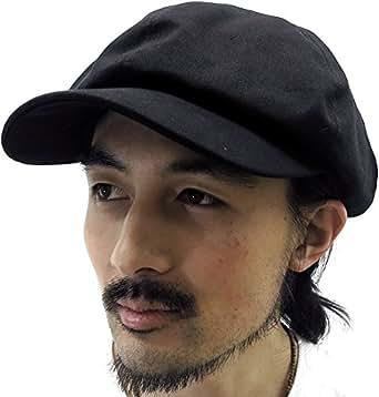 (マルカワジーンズパワージーンズバリュー) Marukawa JEANS POWER JEANS VALUE 帽子 メンズ ワークキャップ キャスケット 4color Free ブラック