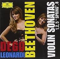 Violin Sonatas Nr.1,2,5,8 Spring by Leonardi Francesca (Piano) (2014-11-18)
