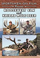 Roosevelt Elk and Kaibab Mule Deer