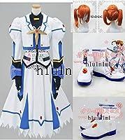 魔法少女リリカルなのはStrikerS コスプレ衣装 コスチューム 変身 仮装 ステージ服 舞台 ハロウィン クリスマス