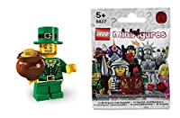 レゴ(LEGO) ミニフィギュア シリーズ6 (Minifigure Series6)いたずら妖精 【8827-09】