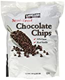 Kirkland カークランド チョコレートチップ セミスイート 2.04kg