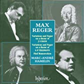 Variations and Fugue on a theme of J. S. Bach/Five Humoresques/Variations and Fugue on a theme of G. P. Telemann