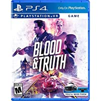 Blood & Truth PlayStation 4 ブラッド&トゥルースプレイステーション4北米英語版 [並行輸入品]