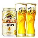 【Amazon.co.jp限定】 キリン一番搾り生ビール【特製グラス2個付き】 350ml×24本