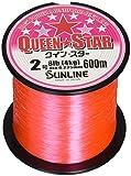 サンライン(SUNLINE) ナイロンライン クインスター 600m 2号 ピンク