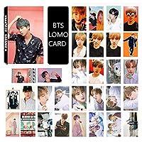 BTS - MAP OF THE SOUL PERSONA - PHOTO CARD SET メンバー選択 - LOMO CARD 防弾少年団 トレカ フォトカードセット30枚 (JIN)