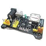 HiLetgo 3.3V 5V MB102 ブレッドボード専用 パワー サプライ モジュール Arduinoと互換 [並行輸入品]